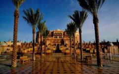 Emirates Palace Hotel Abu Dhabi